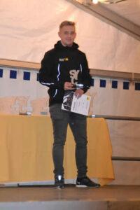 ADAC Bundesendlauf am 26.10.19 in Urloffen: Niklas kam Sonnabend auf Platz 10 der Klasse 2 (B)