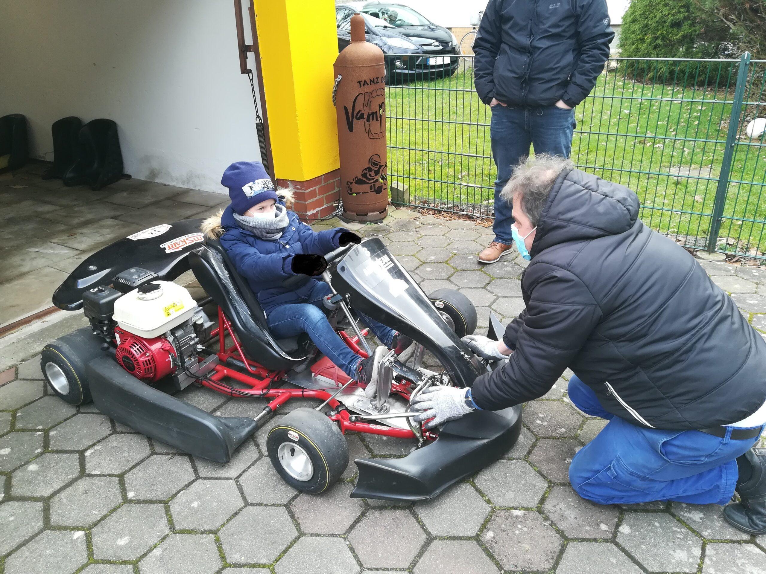 Jugend Kartslalom Training startet wieder