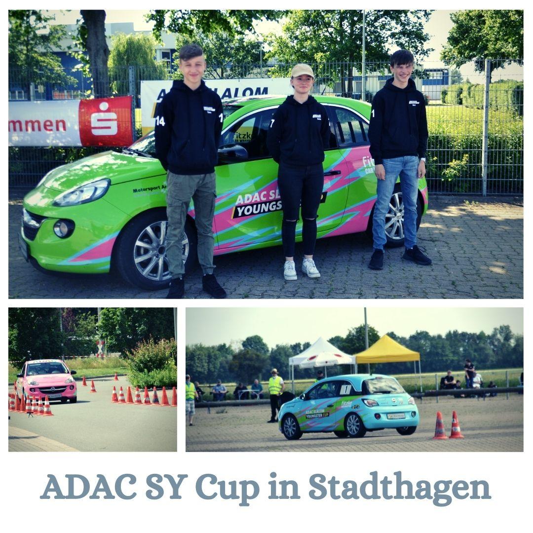 Read more about the article Junge Autorennfahrer starten mit Doppellauf in Stadthagen