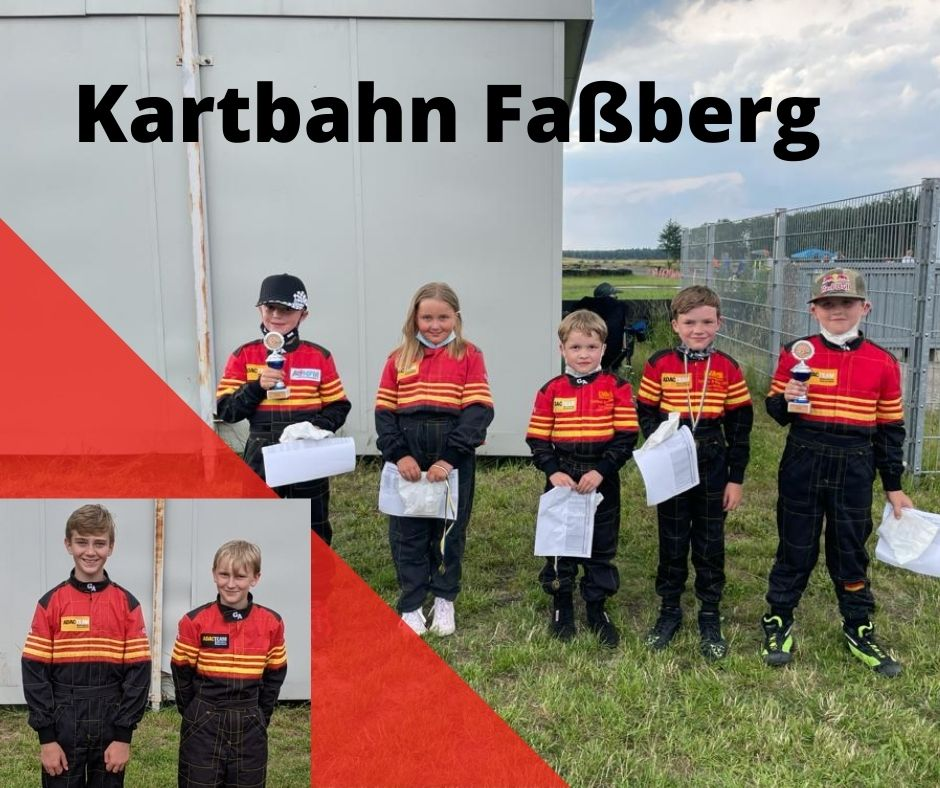 Read more about the article Drei Pokale, aber keinen Podestplatz in Faßberg