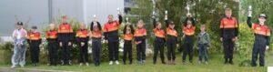 Read more about the article Fast eine interne Vereinsmeisterschaft