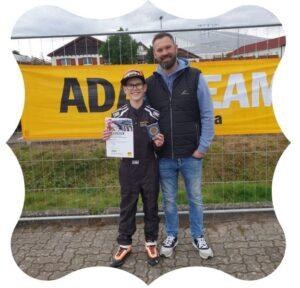 Read more about the article Aufregung verhindert Treppchenplatzierung