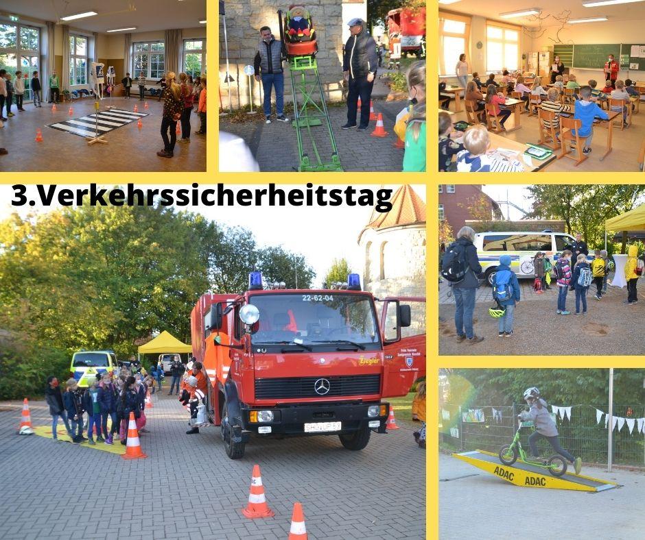 Read more about the article 3. Verkehrssicherheitstag in Seggebruch konnte stattfinden